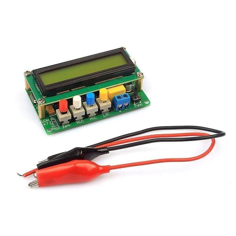 LC100A Digital LC Meter Inductor Capacitor
